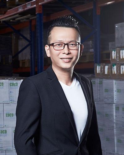 Mr Jason Ang