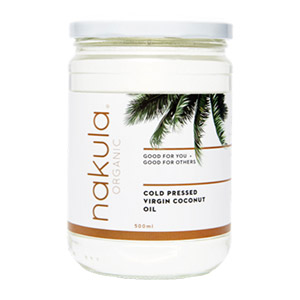 Nakula Coconut Oil Home Featured Image