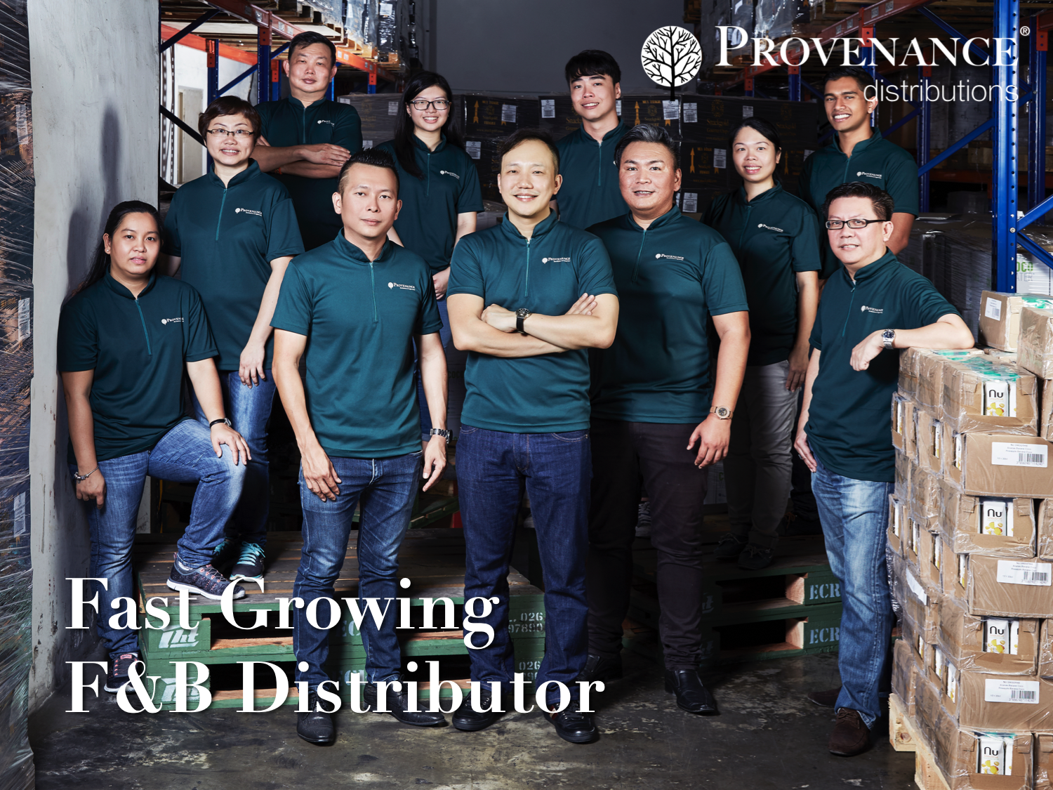 Provenance Distribution Importer & Distributor of fast moving food & beverages in Hong Kong, Macau & SIngapore